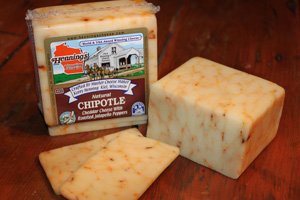 Multi-award Winning Chipotle Cheddar Cheese