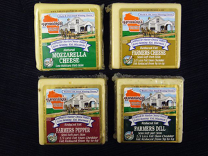 Henning's Reduced Fat Farmers Cheeses