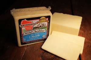 Mild Cheddar - 2014 World Championship Cheese Contest - Gold Award
