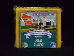 Henning's Wisconsin Cheese - Colby Cheese Recipes